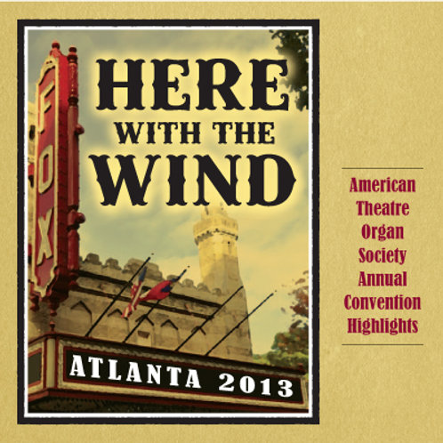 ATOS Convention 2013: Here With The Wind
