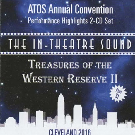 ATOS Convention 2016: The In-Theatre Sound