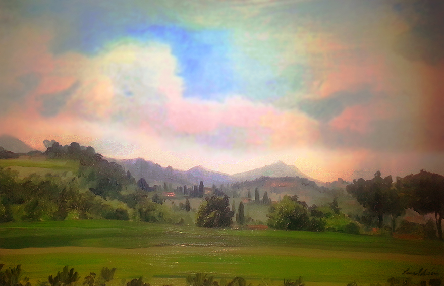 Tuscany- Poggio a Caiano