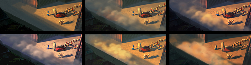 "color options ""Gnomeo and Juliet"" Disney-Touchstone"