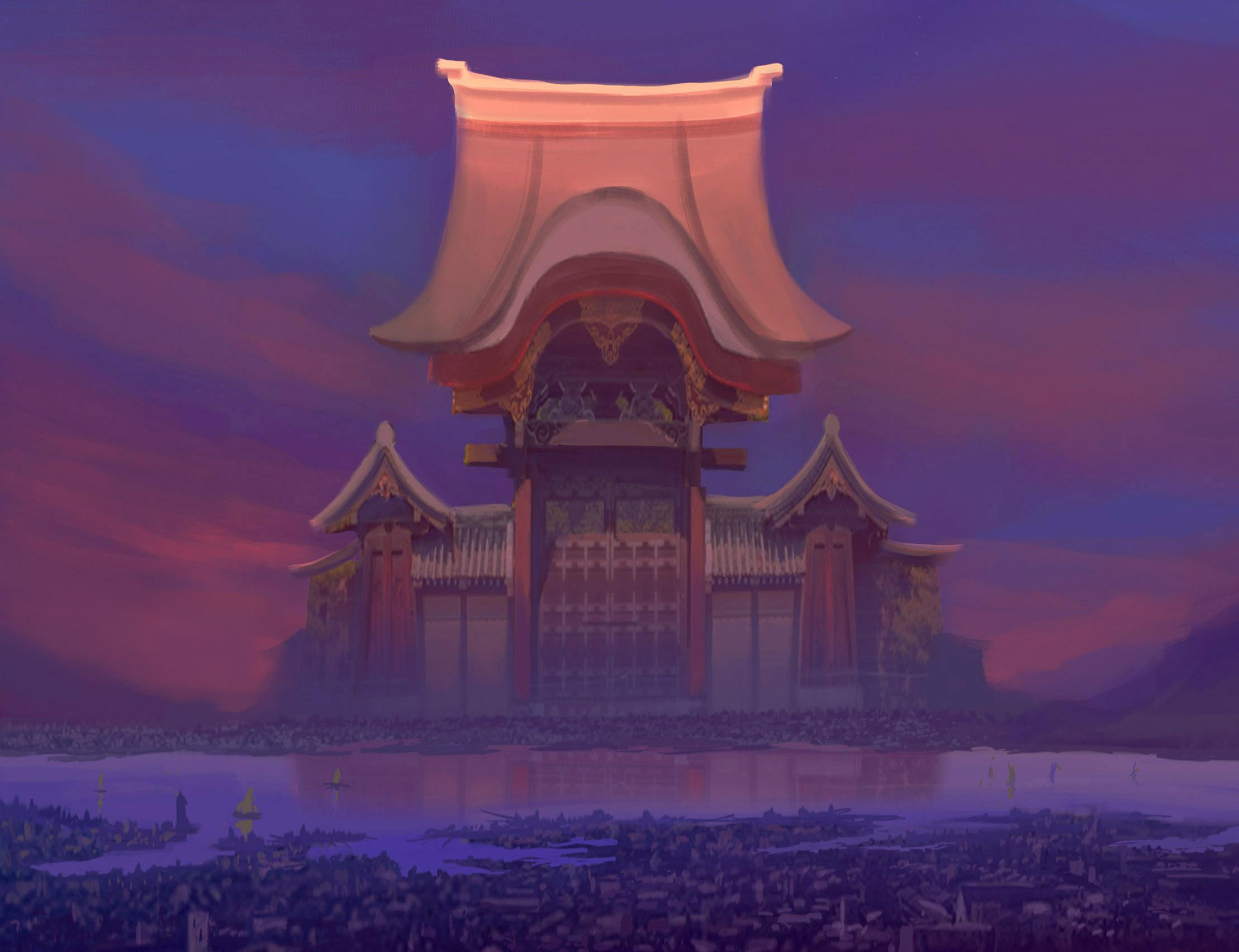 Turandot 's Chinese Palace