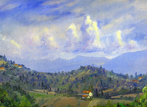 Tuscany - Carmignano