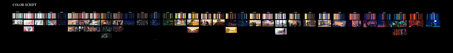 "color bars ""RoboDog"" Marza Animation Planet"