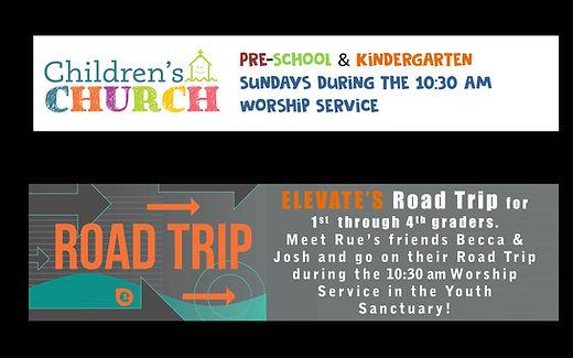 Sunday Childrens Church and Road Trip.jpg