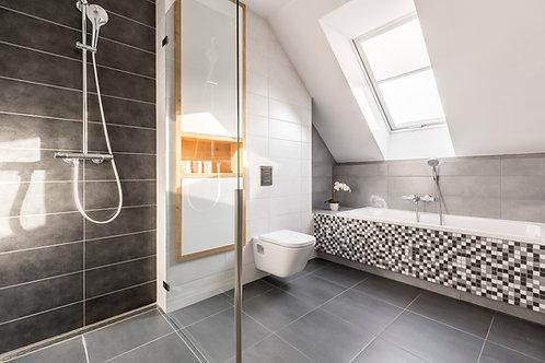 Large Copenhagen Bathroom