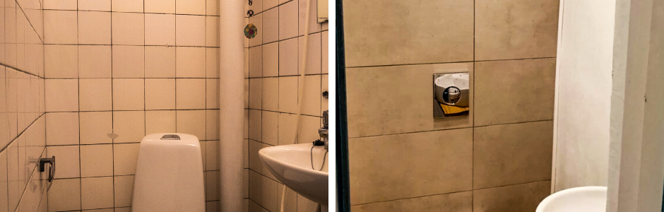 Dream Badeværelse i København SV