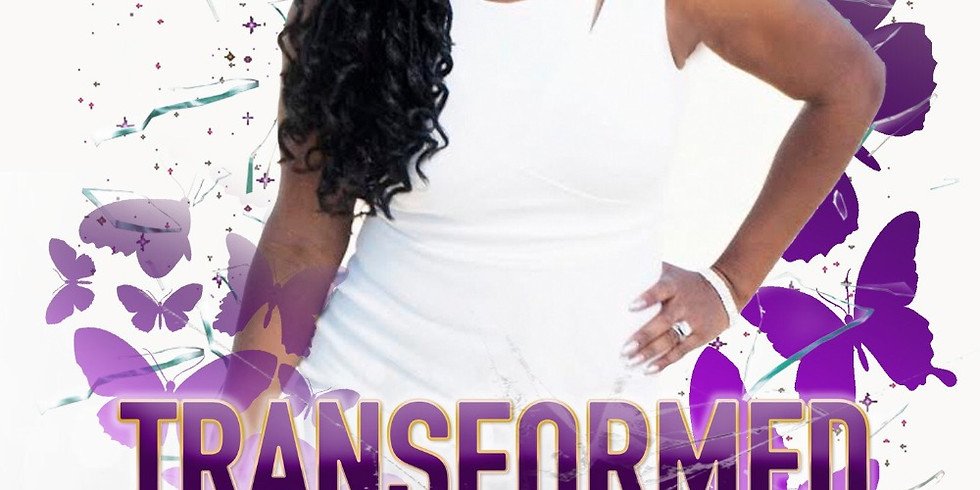 Transformed Book Launch