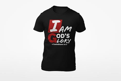 I Am God's Glory-Mens Tee