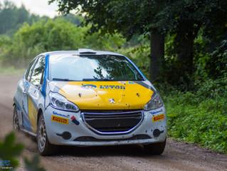 Lõuna-Eesti ralli: завершение летнего сезона на южно-эстонском ралли