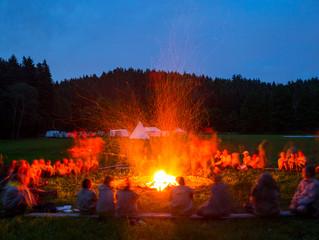Ritual mit dem Element Feuer