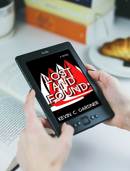 Lost and Found for Kindle
