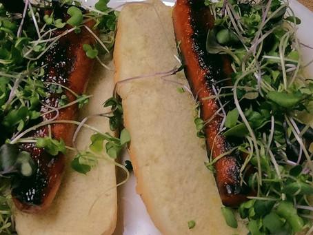 Vegan Hot Dogs