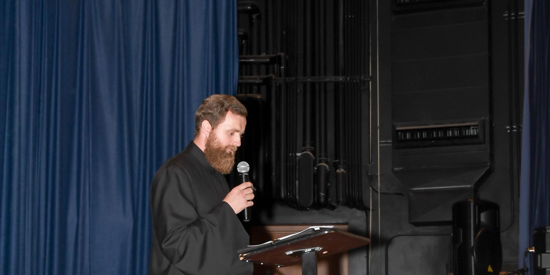 St Petka Consecreation Nashville, TN D50