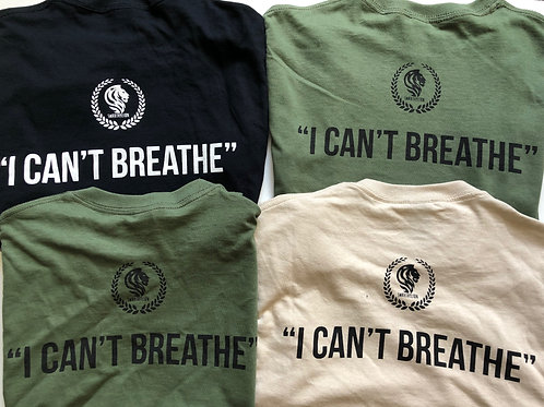 """I Can't Breathe"" T-shirt"