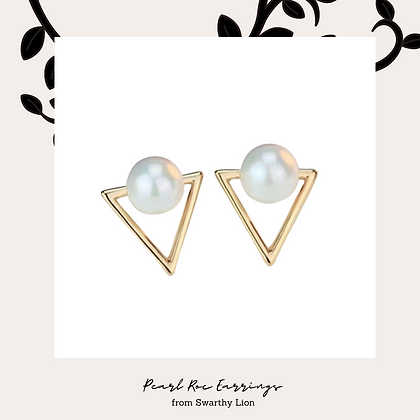 Pearl Roc Earrings