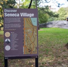 What is Seneca Village?