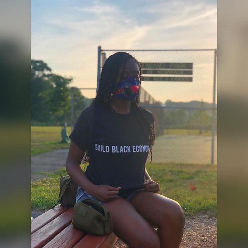BUILD BLACK ECONOMICS T-shirt