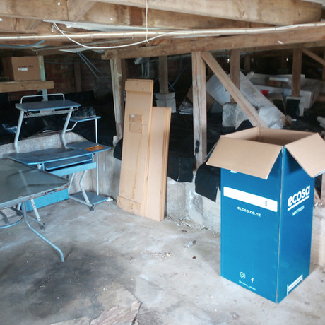 Under house clearance