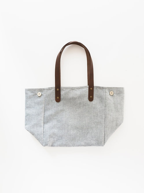 Veloutine handbag