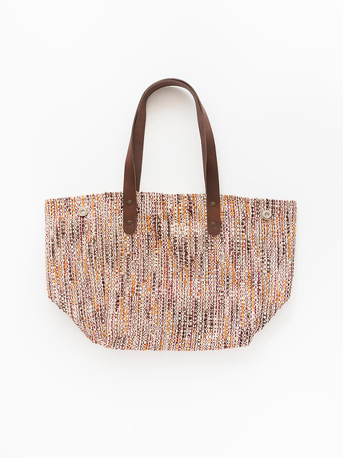 Chiné handbag