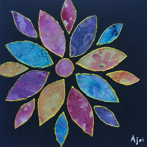 """""""Joy"""" - Floral design - SOLD"""