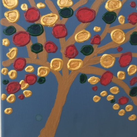 Tree of Peace - SOLD