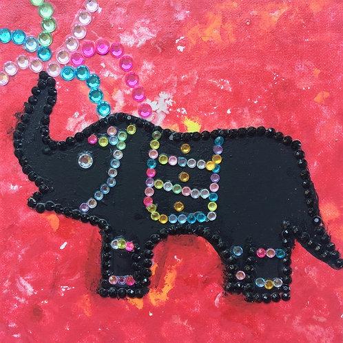 Sparkling Elephant