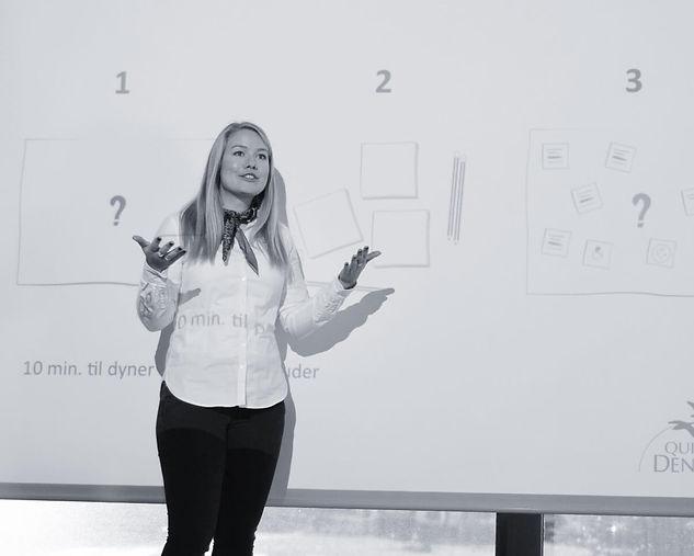 Anja Matulewska foredrag