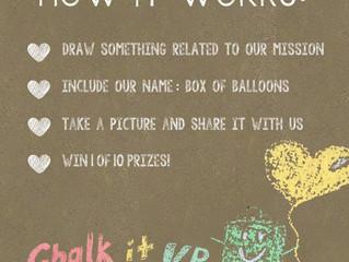 Chalk It Up- Winners!