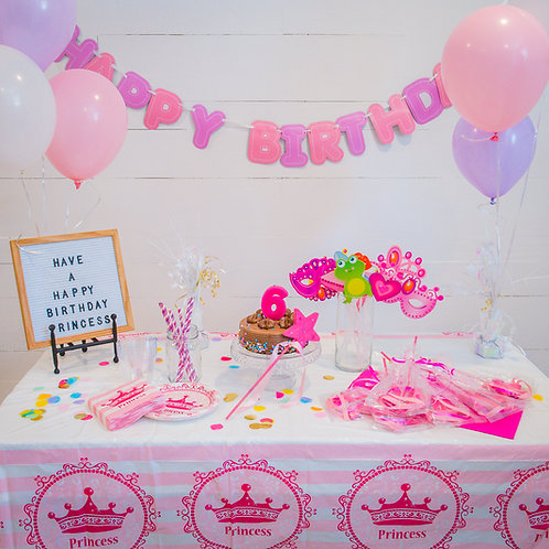 Birthday Kit-Princess