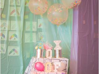 Throw back: First Annual Birthday Bash Fundraiser!
