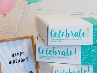 Curated Birthday Kit