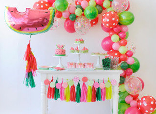 Top 5 Summer Party Themes