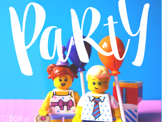 Happy World Party Day!