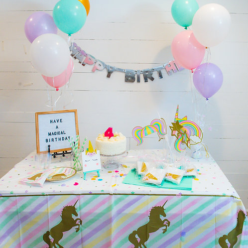 Birthday Kit-Unicorn