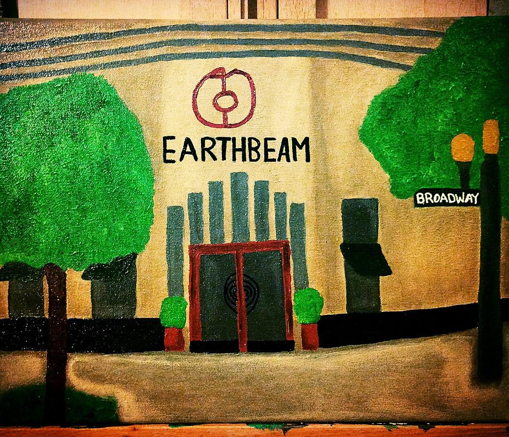Earthbeam Food painting by Missy Robbins