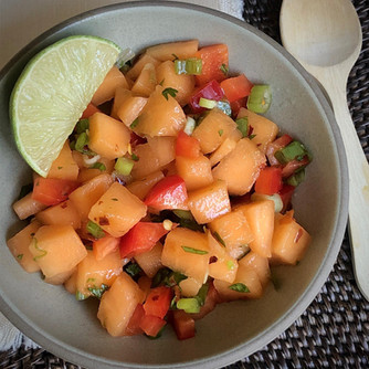 Summer Salsa Recipe