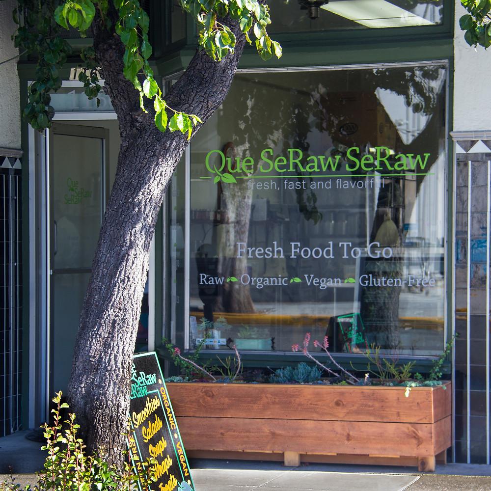 Que SeRaw SeRaw storefront