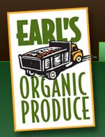 Earl's Organic Produce San Francisco Wholesale Produce Market at Que SeRaw SeRaw in Burlingame, Bay Area Organic Vegan Fast Food Restaurant