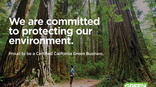 It's Official! QSS is a certified California Green Business
