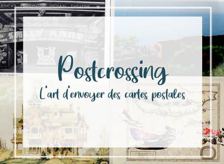 Le Postcrossing, ou l'art d'envoyer des cartes postales