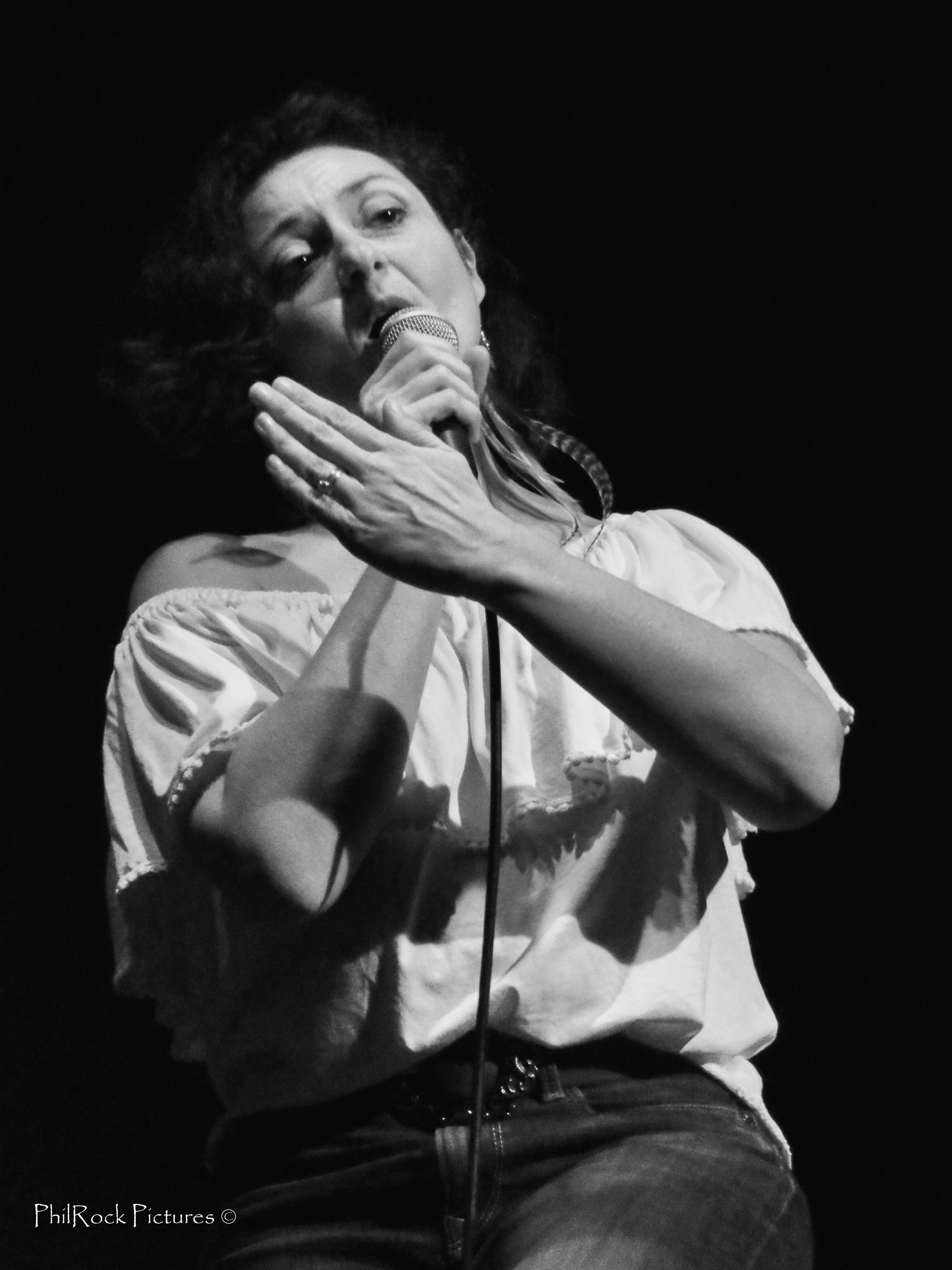 Mam'Zelle Lune en Concert-