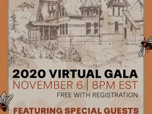 Mark Twain House: 2020 Virtual Gala