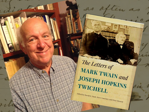 TROUBLE BEGINS: Steve Courtney on Twain-Twichell Letters