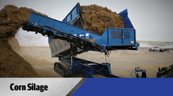 Crop Shuttle 3600x for Corn Silage