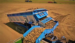 Crop Shuttle Potato Crop Cart for Sale for Rent