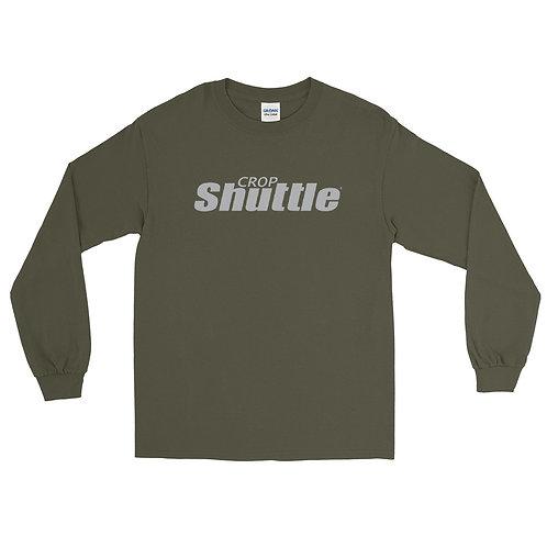 Men's Long Sleeve Crop Shuttle Shirt