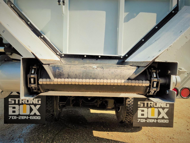 Continuous belt Chain Drive Bulk Bed 1.j