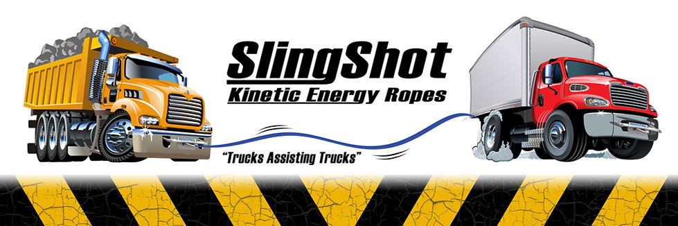 Strong Tow Strap | Slingshot Kinetic Tow Ropes | United States