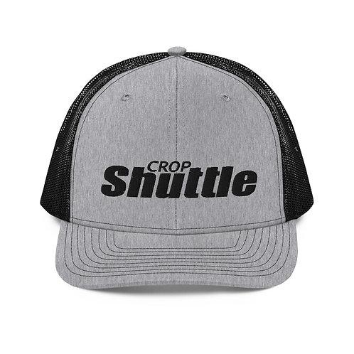 Crop Shuttle Trucker Cap
